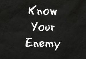 دشمن خودت در بور رو بشناس