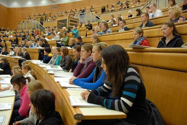 دانشجویان آلمانی