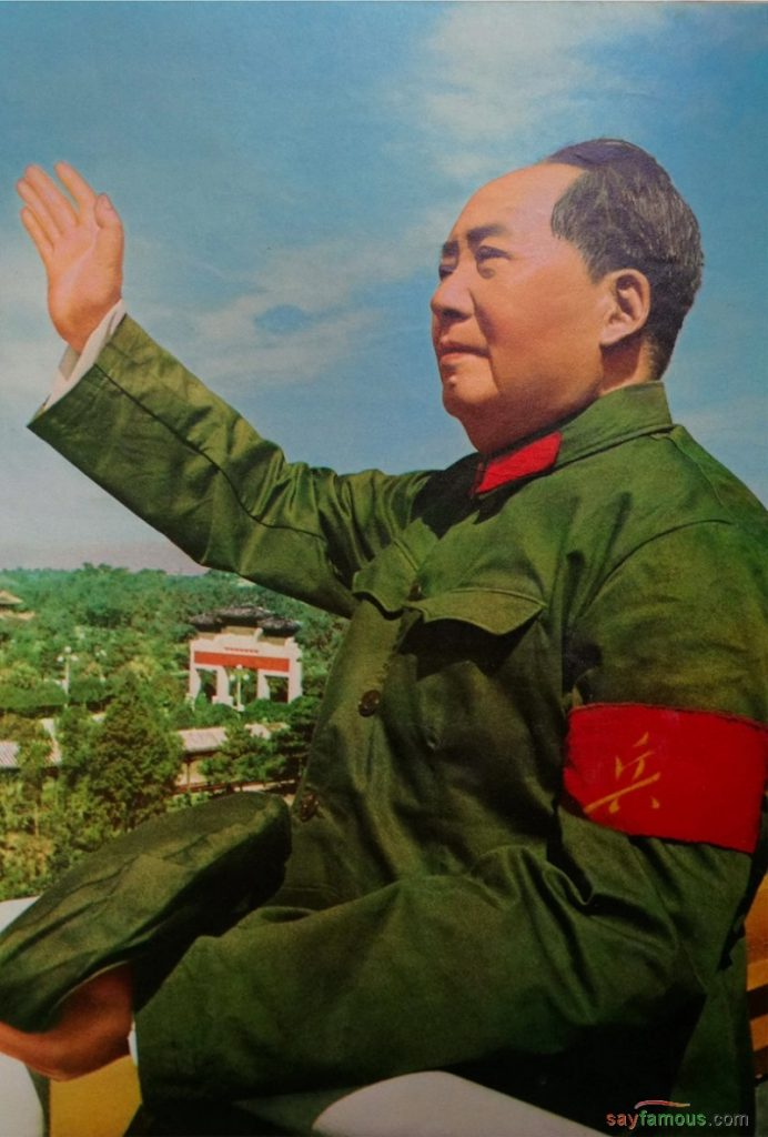 رهبر کشور چین