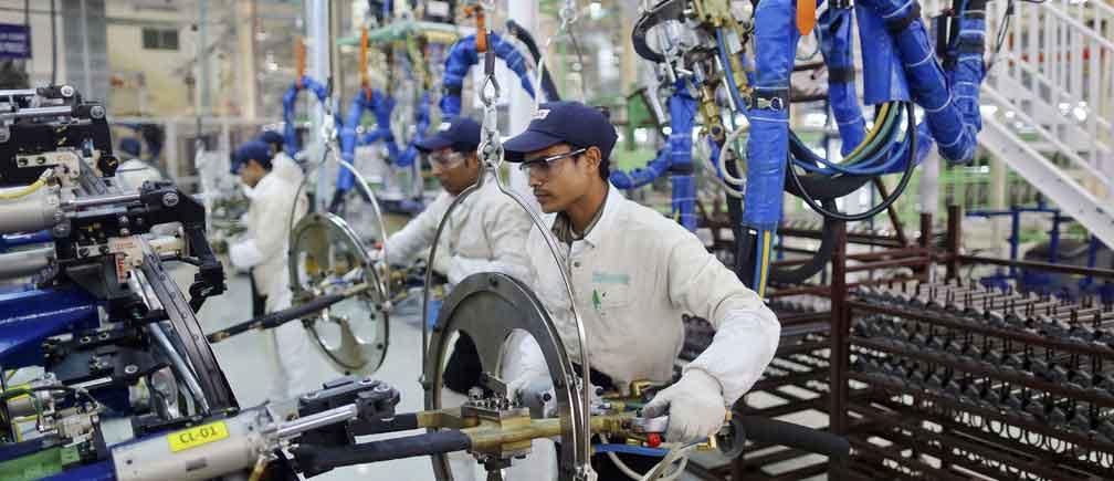 کارگران هندی